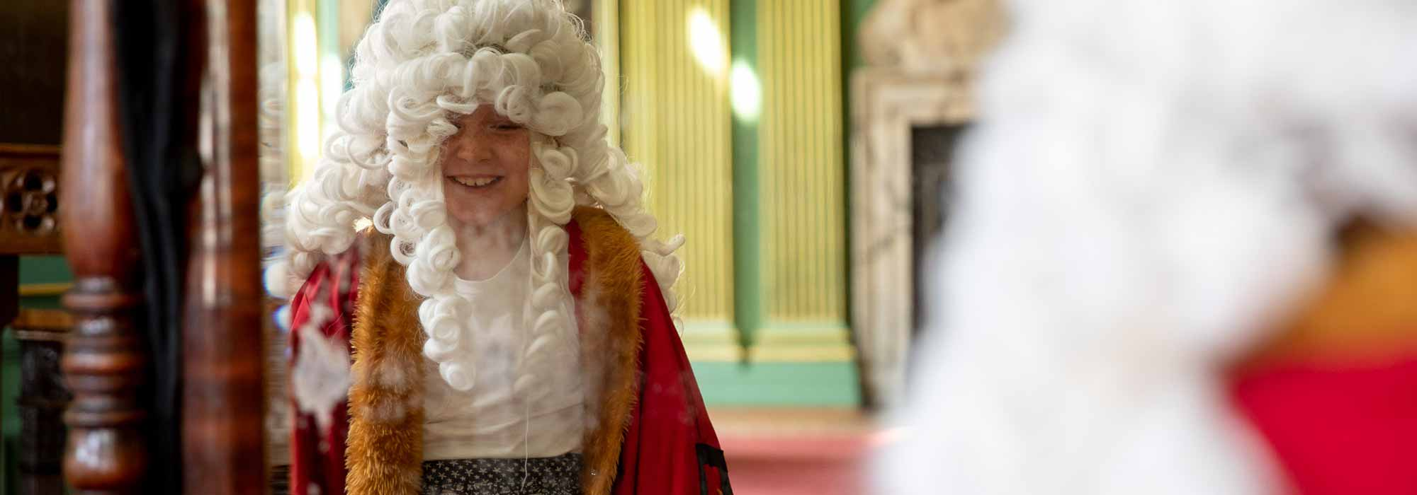 Learning mansion house history
